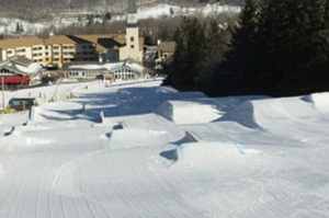 Smoothie Terrain Park Stratton Mountain