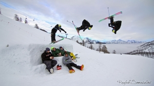 high five park Champorcher Aosta