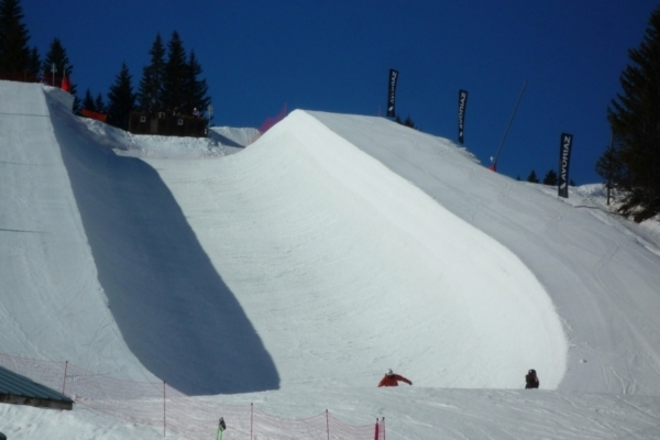 Super Pipe Avoriaz