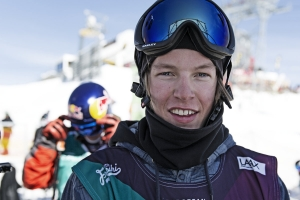 Oystein Braaten - European Freeski Open in Laax