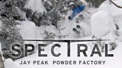 Spectral 4 - Jay Peak Powder Factory
