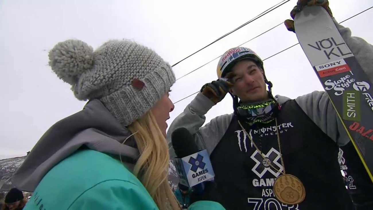Winter X Games Aspen 2015 - Nick Goepper si conferma l'uomo da battere nello slopestyle