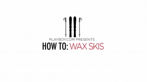 HOW TO: Wax Skis