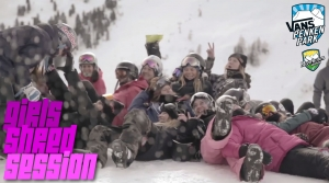 Vans Penken Park Mayrhofen - Girls Shred Session Freeski