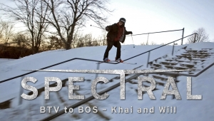 Spectral 2 - BTV to BOS - Khai and Will
