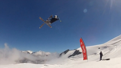 Saas Fee Summer Season 2014 Edit - Ski