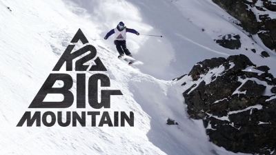 K2 Big Mountain CHILL 2014