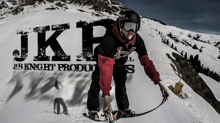Freeskiing | A Slushy Day At G-Town - White Elements Snowpark Grindelwald