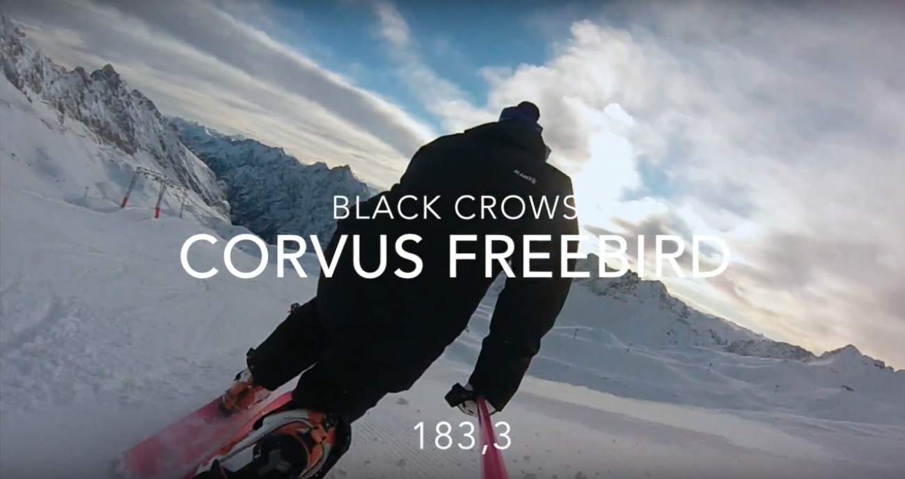 Black Crows Ski Corvus Freebird