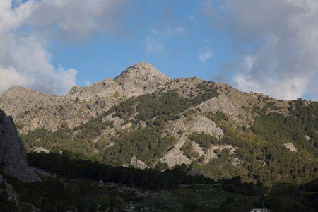 National Park of Grazalema; Spain