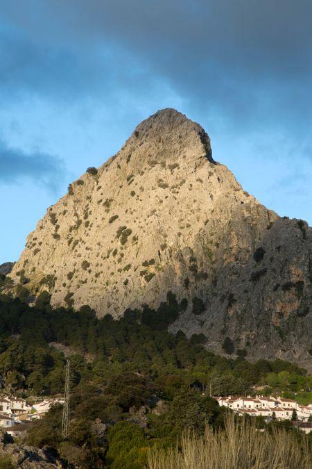 Nationa Park of Grazalema; Andalusia; Spain