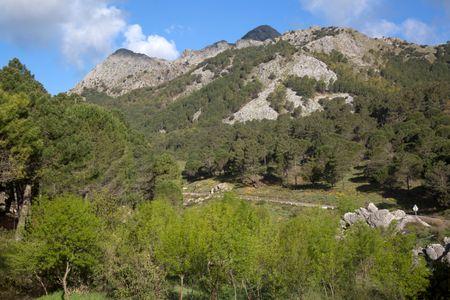 Grazalema Mountains; Spain