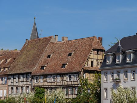 Wissembourg in france