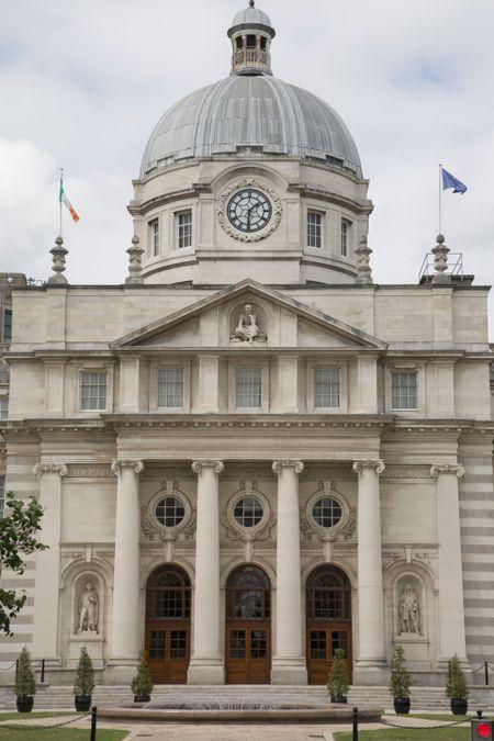 Government Buildings, Upper Merrion St, Dublin, Ireland