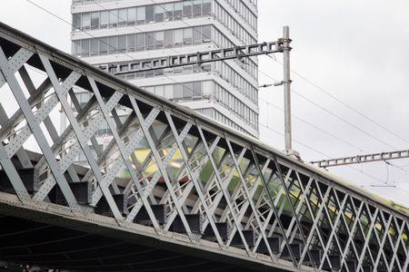 Loopline Bridge in Dublin, Ireland