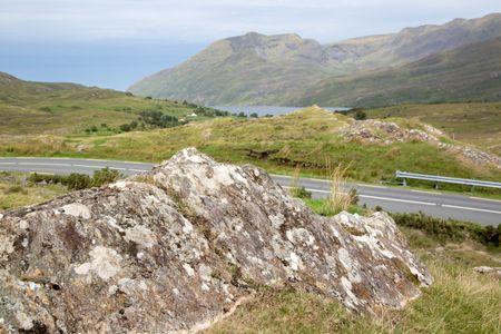 Open Road, Killary Fjord; Connemara National Park; Ireland