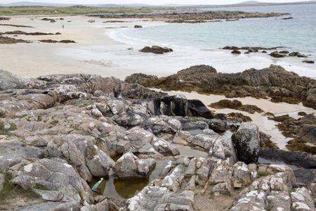 Dog's Bay Beach, Roundstone; Connemara; Galway; Ireland