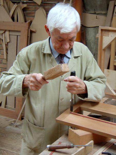 An experienced Carpenter