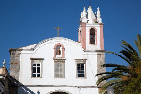 St Paul Church, Tavira, Algarve, Portugal