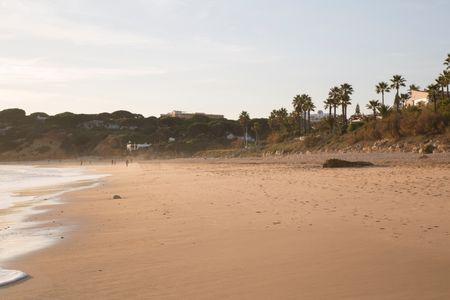 Santa Eulalia Beach, Algarve, Portugal, Europe