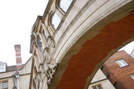 Bridge in Oxford