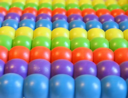 Abacus balls background