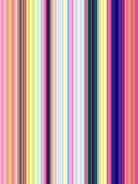 Decorative geometric multicolored abstract of thin stripes