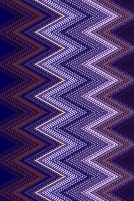 Abstract zigzag pattern for geometric decoration and background with a lot of violet