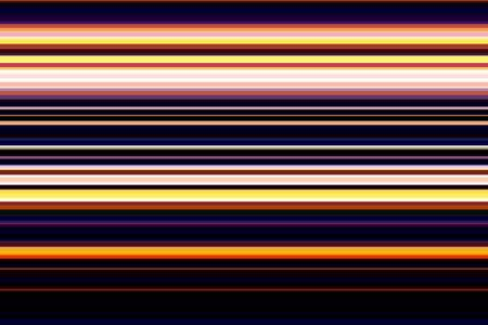 Multicolored abstract pattern of parallel stripes for themes of variety and regularity