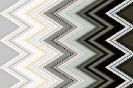 Abstract pattern of zigzags