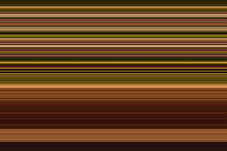 Abstract geometric varicolored pattern of parallel horizontal stripes with warm, autumnal tones for background and decoration