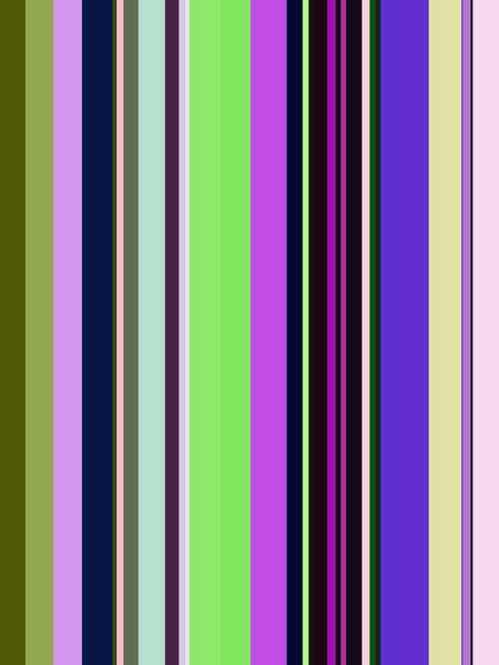Geometric multicolored abstract of vertical stripes for themes of repetition, variety, variation