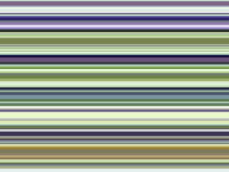Geometric multicolored abstract of horizontal stripes for themes of repetition, variety, parallelism