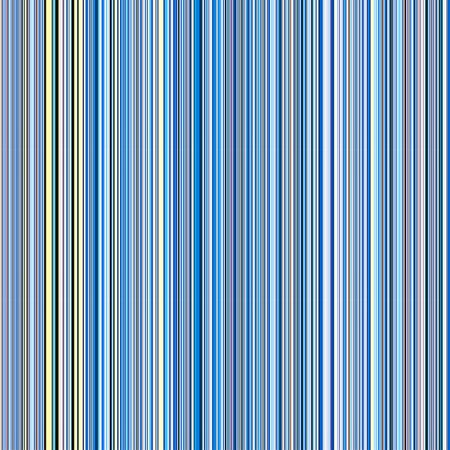 Flippable abstract of many thin parallel vertical stripes, with predominance of blues, for decoration or background with themes of repetition, multiplicity, or variation
