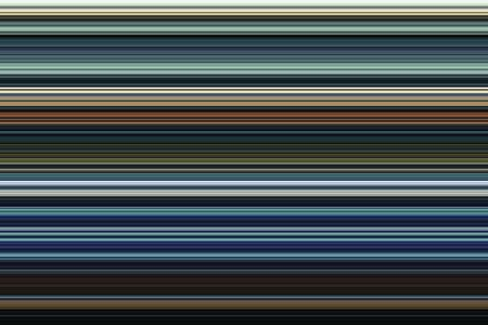 Multicolored abstract of many narrow parallel horizontal stripes for decoration and background