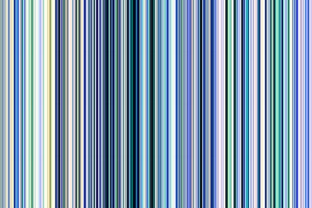Bright multicolored abstract of thin vertical stripes in parallel for decoration and background with themes of conformity, variation, multiplicity