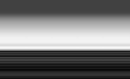 Abstract of thin parallel stripes, with sky-like gradient, in black and white, for decoration and background
