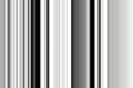 Abstract of parallel vertical stripes, in black and white, for decoration and background