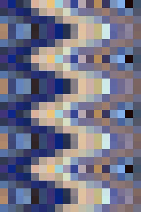 Multicolored mosaic abstract with zigzag for decoration and background