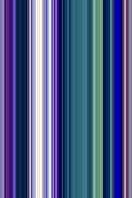 Varicolored abstract of vertical stripes for decoration or background with motifs of parallelism or variation