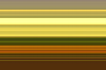 Multicolored abstract sunrise or sunset of horizontal stripes for decoration and background