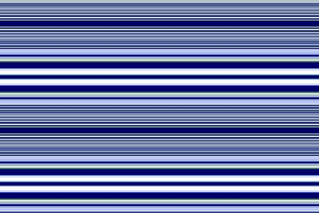 Abstract of many parallel horizontal stripes, with predominance of very dark blue, for decoration and background with motif of conformity or variation
