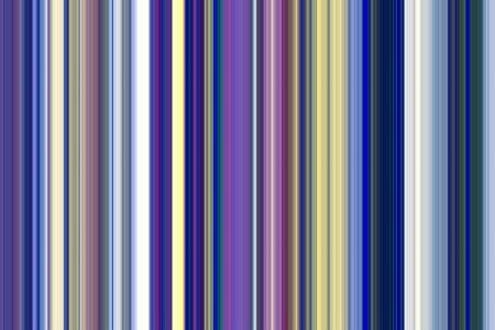 Multicolored abstract of many parallel vertical stripes of various widths for decoration and background with motifs of conformity and variety