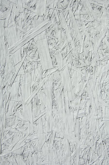 Light gray particle board for background or texture