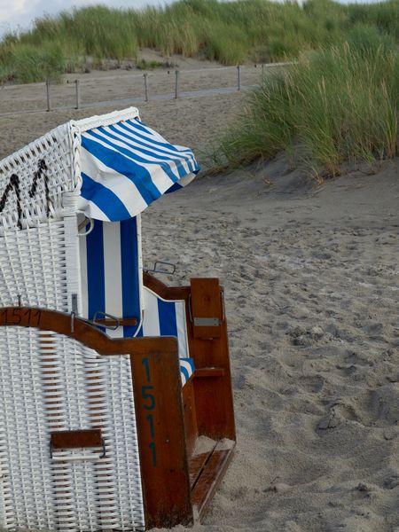 the beach of juist
