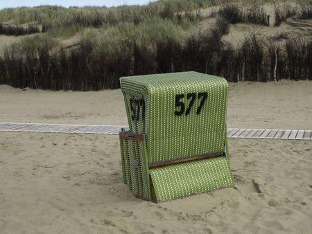 beach of langeoog