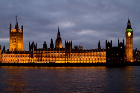 House Of Parliament And The Big Ben At London Freestock Photos