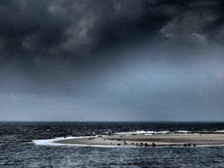 the Island of borkum