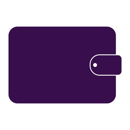 vector illustration of purple wallet icon freestock icons purple wallet icon freestock icons