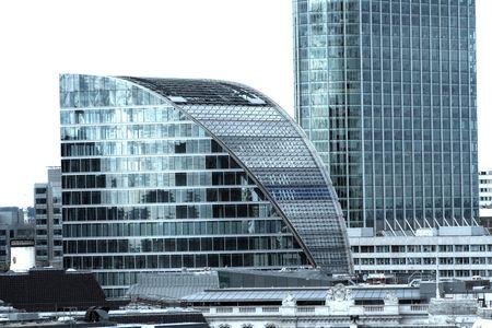 corporate buildings in london